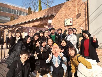 KMD : Graduate School of Media Design, Keio STUDENT LIFE